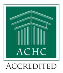 ACHC accreditation logo